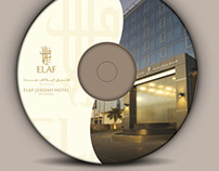 ELAF - Red Sea Mall Hotel CD sticker 2