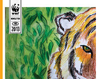 WWF Big Cats Design 2013