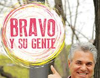 Bravo y su gente