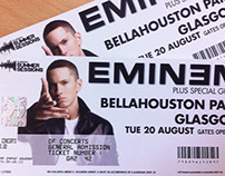 Eminem Tickets