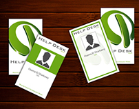 HelpDesk Corporate identity
