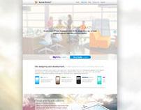 Adaptive layout, large display settings, new web standa