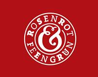Rosenrot & Feengrün