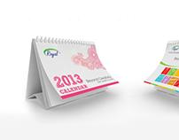 Royal Calendar 2013
