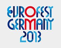 EUROFEST 2013 — Design for Events