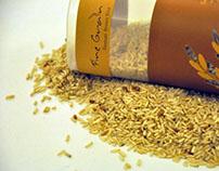 Fine Grain Rice Packaging