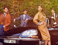 Citroen DS Charity Fundraiser