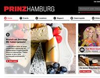 PRINZ Website
