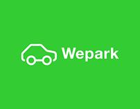Wepark App (iOS)