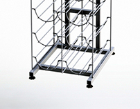 Stand for 12x2 2l boottles