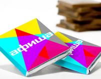 Chocolates for «Afisha» magazine