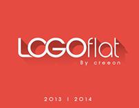 Logo  I   Flat Design