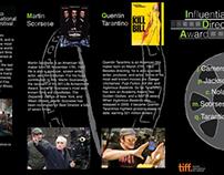 Influential Directors Award Brochure