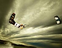 Kiteboard Punk