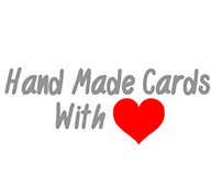 Hand Made Cards with Love 2013