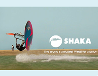 SHAKA - World's Smallest Weather Station