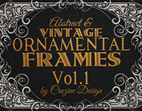 10 Frames Vol.1 - Vintage Ornament