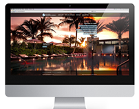 Love Hotel Management - Site Design
