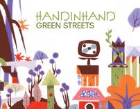 Green Streets Album, Artwork & Music