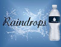 Raindrops Advert