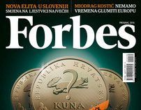 Forbes Covers (Croatian Edition)
