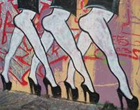 ON THE BERLIN WALL / Sur le Mur de Berlin