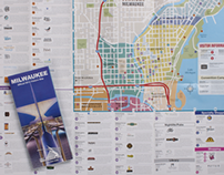 Milwaukee Official 2013 Visitors Map