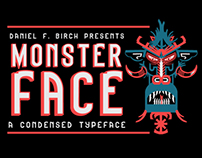 MONSTER FACE