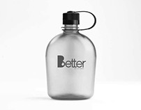 Branding: Better,not just water!
