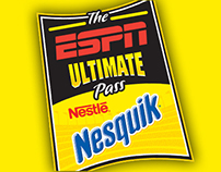 ESPN/Nesquik: The Ultimate Pass