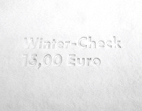Snow Stamp Ambient