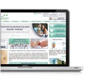 Diseño web / Identidad visual IECH