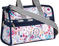 Print and Pattern for LeSportsac