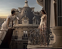 "JEAN PAUL GAULTIER's commercial ""ON THE DOCKS"""