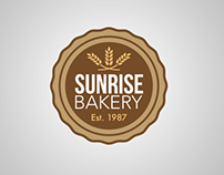 Sunrise Bakery Logo