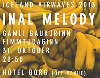 Original Melody x Two Toucans @ Iceland Airwaves 2013