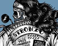 Monatsprogramm Stronzo im Gonzo April