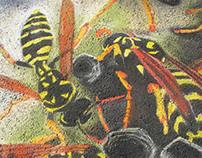Hive Street Mural