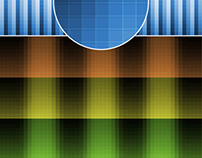 Pixelated Backgrounds - 01