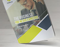 Chevy Corporate Brochure