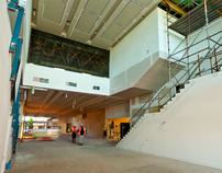 New Baypark Arena Progress - Mount Maunganui