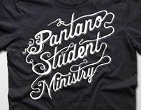 Pantano Student Ministry t-shirt