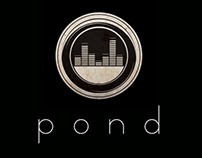 Pond sound engineering logo