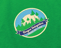 Democratic Party of Oregon DNC Logo
