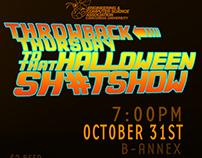 Throwback Thursday Halloween Party