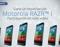 Desafío Razr i - Motorola