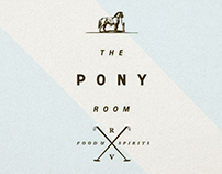 THE PONY ROOM