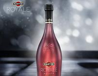 Martini Royale Bianco&Rosato