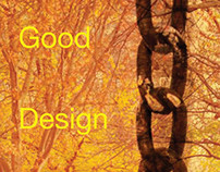 Good Design is Obvious, Great Design is Transparent