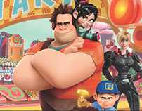 Wreck-it-Ralph event